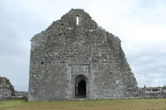 42. Clontuskert Priory, Co. Galway