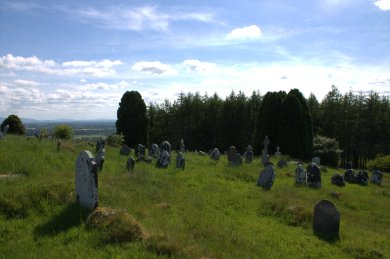 11. Kilranelagh Graveyard, Co. Wicklow