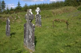 16. Kilranelagh Graveyard, Co. Wicklow