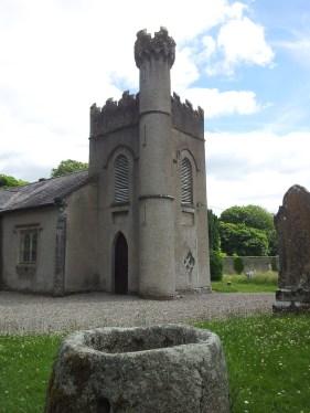 37. Donadea Castle, Co. Kildare