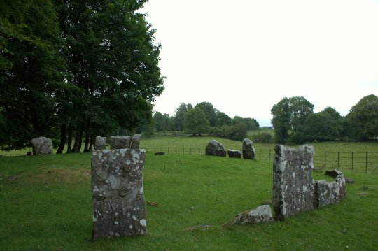 07. Glebe Stone Circle, Co. Mayo