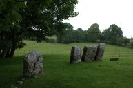 12. Glebe Stone Circle, Co. Mayo