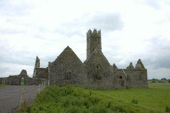 01. Ross Errilly Friary, Co. Galway