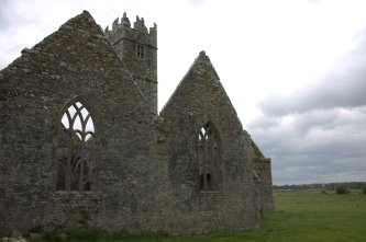 02. Ross Errilly Friary, Co. Galway