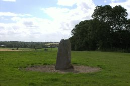 02. Tankardstown Standing Stone, Co. Carlow