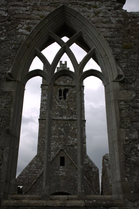 04. Ross Errilly Friary, Co. Galway
