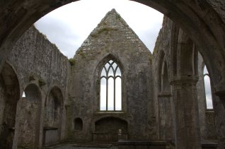 11. Ross Errilly Friary, Co. Galway