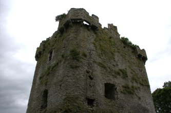 11. Shrule Castle, Co. Mayo