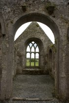 12. Ross Errilly Friary, Co. Galway