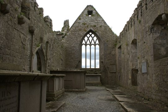 14. Ross Errilly Friary, Co. Galway