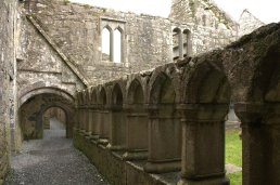 23. Ross Errilly Friary, Co. Galway