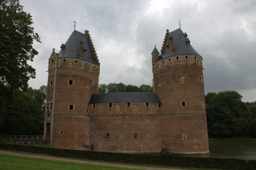 01. Beersel Castle, Belgium