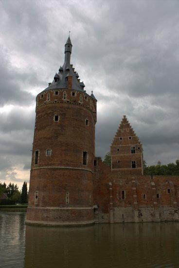 06. Beersel Castle, Belgium