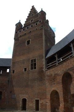18. Beersel Castle, Belgium
