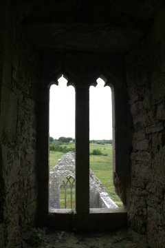 19. Kilconnell Friary, Co. Galway