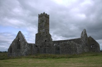 30. Kilconnell Friary, Co. Galway