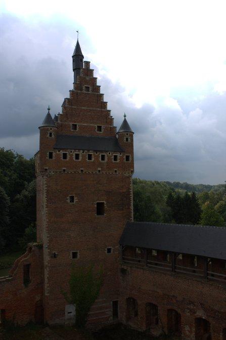 33. Beersel Castle, Belgium