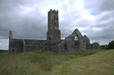 33. Kilconnell Friary, Co. Galway