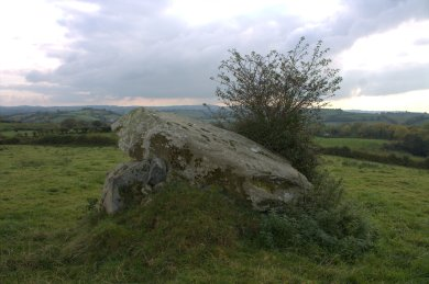 08. Lennan Portal Tomb, Co. Monaghan