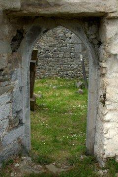 14. Killagha Abbey, Co. Kerry