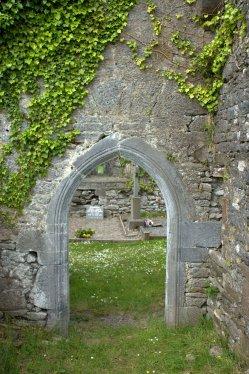 18. Killagha Abbey, Co. Kerry