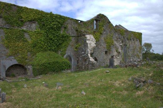 19. Killagha Abbey, Co. Kerry