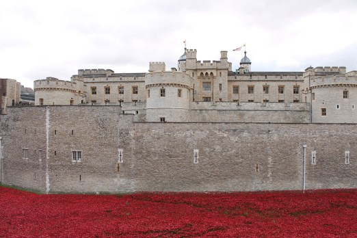 01. Tower of London, England
