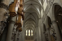 06. Cathedral of St. Michael and St. Gudula, Belgium