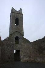 10. Kilmolara Church, Co. Mayo