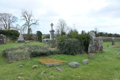 13. Old Kyle Cemetery, Co. Laois