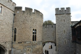 17. Tower of London, England