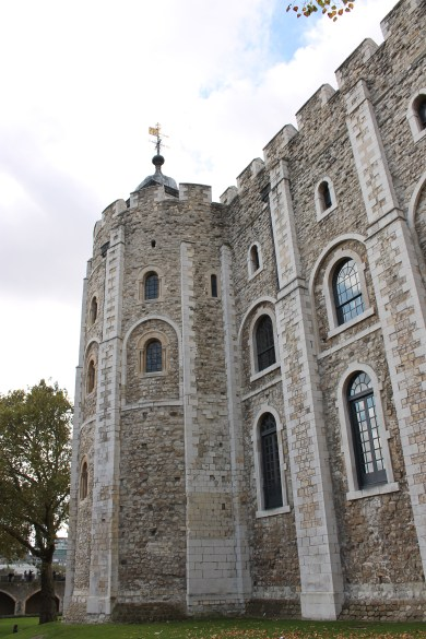 32. Tower of London, England