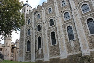 35. Tower of London, England