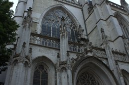 39. Cathedral of St. Michael and St. Gudula, Belgium