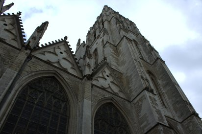 44. Cathedral of St. Michael and St. Gudula, Belgium