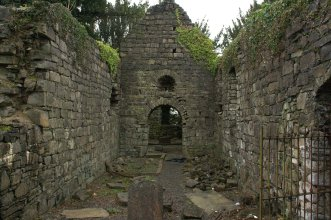 08. Church of St Columba, Co. Kildare