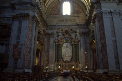12. Sant'Ignazio Church, Rome