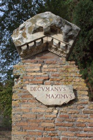 13. Ostia Antica, Lazio, Italy
