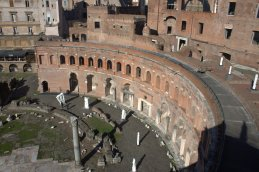 17. Imperial Fora, Rome, Italy