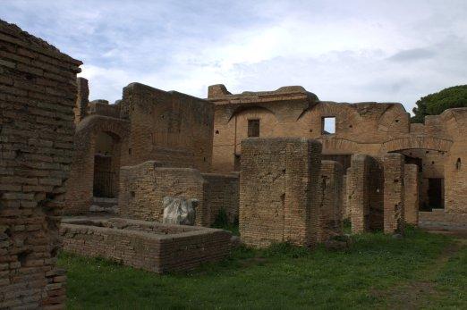 17. Ostia Antica, Lazio, Italy