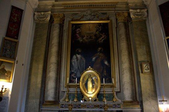 23. Sant'Ignazio Church, Rome