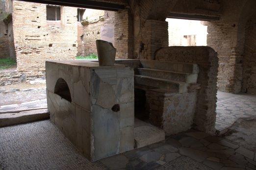 27. Ostia Antica, Lazio, Italy