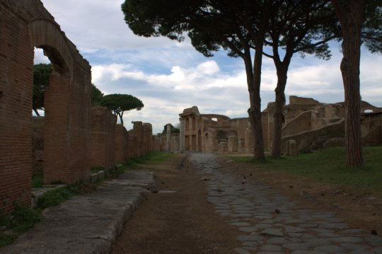 76. Ostia Antica, Lazio, Italy