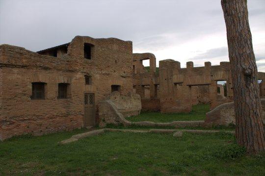 78. Ostia Antica, Lazio, Italy