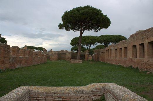 80. Ostia Antica, Lazio, Italy
