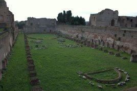 01. Palatine Hill, Rome, Italy