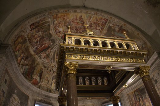 05. Church of St Peter in Chains, Rome, Italy