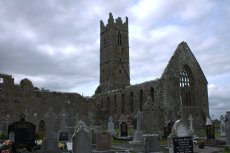 05 Claregalway Friary, Co. Galway