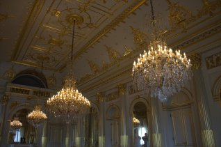 07. The Royal Palace, Brussels, Belgium