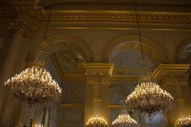 22. The Royal Palace, Brussels, Belgium